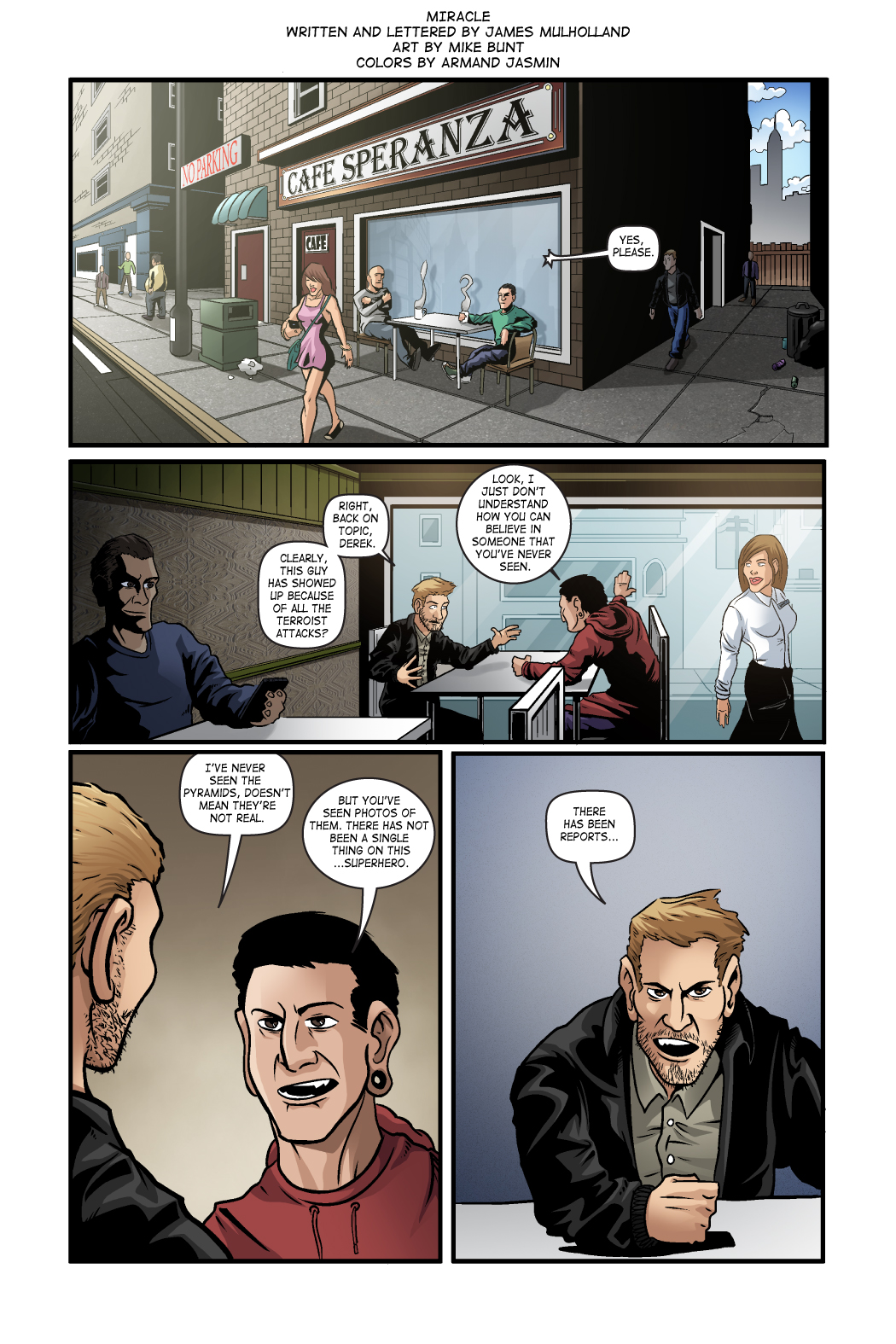 MIRACLE (Page 1)