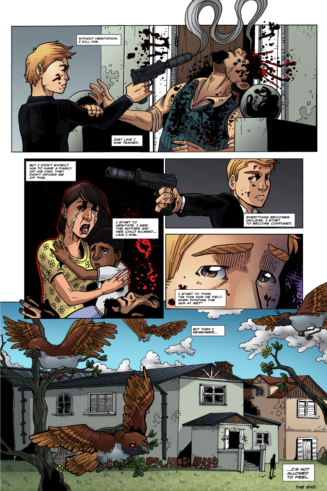GONE IS INNOCENCE (Page 8)